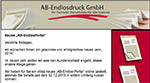 AB-Endlosdruck